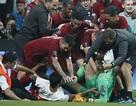 Liverpool mất thủ môn vì lý do lãng xẹt