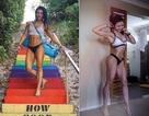 """Nữ vận động viên thể hình bị cảnh sát """"hỏi tội"""" vì đăng video """"nóng bỏng"""" lên mạng xã hội"""