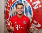 """Bayern Munich chính thức ra mắt """"bom tấn"""" Coutinho"""