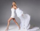 Siêu mẫu Elsa Hosk xinh đẹp như công chúa