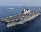 Máy bay Trung Quốc bị nghi lấy tàu Nhật làm mục tiêu ngắm bắn trong diễn tập