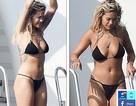 Rita Ora bốc lửa với bikini gợi cảm