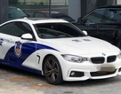 Xe giống của cảnh sát Trung Quốc xuất hiện tại Australia gây xôn xao