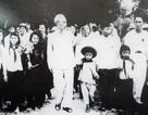 """Triển lãm """"50 năm thực hiện Di chúc Chủ tịch Hồ Chí Minh"""""""