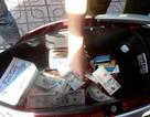 Để đồ trong cốp xe máy có an toàn?