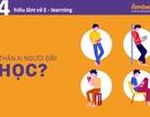 """4 tư duy sai lầm cần được """"chỉnh đốn"""" về e-Learning"""