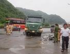Nữ du khách nước ngoài bị xe tải cán tử vong
