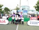 Sôi động Chân sút nhí Việt cùng các HLV đến từ Tottenham Hotspur