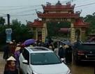 Cảnh sát hình sự điều tra vụ hơn 20 tên côn đồ phá cổng làng