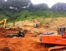 Hối hả san núi, bạt đồi làm nhà cho người dân vùng lũ Sa Ná