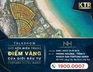 Khương Thịnh Miền Trung mang cơ hội đầu tư Nhơn Hội New City đến Hà Nội