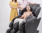 Lợi ích tuyệt vời của ghế massage với sức khỏe người cao tuổi