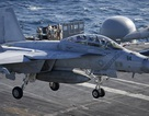 Máy bay cảnh báo đâm hỏng 4 tiêm kích trên tàu sân bay Mỹ