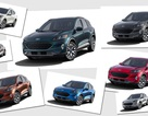 Sắc màu mới cho Ford Escape 2020