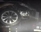 Thêm một trường hợp cháy xe Tesla khó hiểu