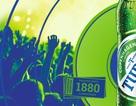 Tuborg Open truyền cảm hứng sống tích cực cho giới trẻ qua âm nhạc