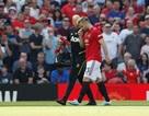 MU tổn thất nặng nề sau thất bại trước Crystal Palace
