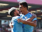 Những khoảnh khắc Man City vượt ải Vitality của Bournemouth