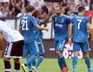 C.Ronaldo bị từ chối bàn thắng, Juventus thắng nhọc Parma
