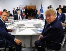 Thượng đỉnh G7: Bằng mặt chưa bằng lòng
