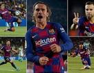 Barcelona 5-2 Betis: Cú đúp của Griezmann