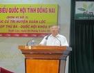 Trưởng đoàn Đại biểu Quốc hội tỉnh Đồng Nai xin thôi nhiệm vụ