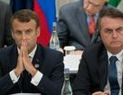 Tổng thống Pháp chỉ trích Tổng thống Brazil vì thiếu tôn trọng vợ ông