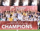 Đội tuyển nữ Việt Nam được thưởng tiền tỷ sau ngôi vô địch Đông Nam Á