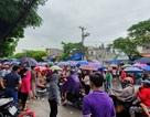 Vụ lãnh đạo doanh nghiệp Đài Loan biến mất: Hàng trăm công nhân đội mưa đòi quyền lợi