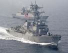 Tàu chiến Mỹ áp sát khu vực Trung Quốc chiếm đóng trái phép trên Biển Đông