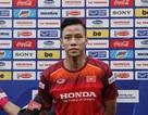 """Quế Ngọc Hải tự tin khoá chặt """"Messi Thái Lan"""" Chanathip"""