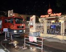Xuyên đêm dập tắt đám cháy tại nhà máy bóng đèn phích nước Rạng Đông