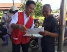 Liên minh châu Âu hỗ trợ 100.000 Euro cho nạn nhân lũ lụt tại Việt Nam