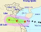 Bão số 4 đi dịch xuống phía Nam, sáng mai đổ bộ Hà Tĩnh - Quảng Trị