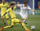 Thử thách khó khăn mang tên Villarreal thử tài HLV Zidane