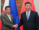 Tổng thống Philippines nêu phán quyết Biển Đông, ông Tập Cận Bình thẳng thừng bác bỏ