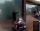 Video nhân viên khách sạn Grand Plaza ở Hà Nội đuổi người trú giông lốc
