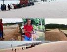 Người đàn ông nhanh trí ứng cứu thành công hơn 60 công nhân giữa dòng nước lũ