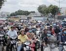 Giao thông cửa ngõ Sài Gòn ùn tắc cục bộ vì tai nạn chết người