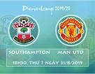 Southampton - Man Utd: Chờ đợi giải pháp của Solskjaer
