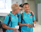Đội tuyển Việt Nam nhập cảnh suôn sẻ vào Thái Lan