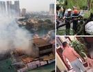 """Cháy Công ty Rạng Đông: Hình ảnh """"gây tâm trạng"""" nhất trong tuần"""