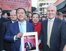 Tỷ phú Trung Quốc bị nghi mang túi tiền cho đảng chính trị Australia
