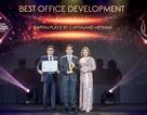 Capital Place đạt giải dự án văn phòng tốt nhất Việt Nam 2019