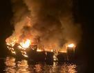 Hỏa hoạn kinh hoàng trên tàu lặn Mỹ: 25 người chết, 9 người vẫn mắc kẹt