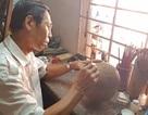 """""""Thổi hồn"""" vào vỏ dừa khô, bán 1,2 triệu đồng/cái"""