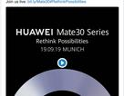 Huawei khẳng định ra mắt Mate 30 mà không cần dịch vụ Google