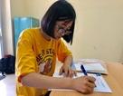 Nước mắt hạnh phúc trong lễ khai giảng của nữ sinh viên nghèo trường ĐH Thương Mại