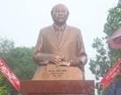 Khánh thành tượng nhà văn Xuân Thiều
