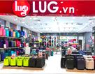 Chuỗi bán lẻ sản phẩm về hành lý LUG: Tốc độ phát triển cửa hàng tăng gần 150% so với cùng kì năm ngoái